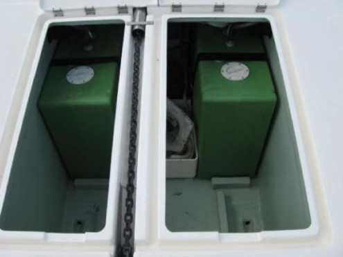 Used Sail Catamaran for Sale 2004 Leopard 47 Electrical, Power & Plumbing